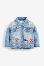 Denim Dinosaur Jacket (3mths-7yrs)