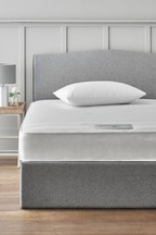 Single Rolled Open Sprung Memory Foam Firm Mattress