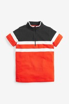 Funnel Neck Polo (3-16yrs)