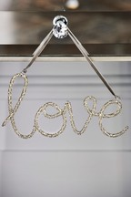 Love Hanging Decoration