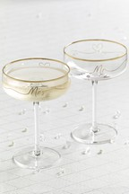 Mr And Mrs Coupe Glasses