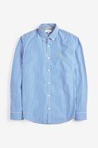 Stripe Long Sleeve Regular Fit Shirt