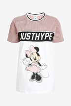 Hype. Pink Disney™ Minnie Mouse™ Sports T-Shirt