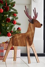 Large Slotted Stag