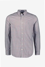 GANT Broadcloth 3 Colour Gingham Regular Shirt
