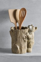 Bear Utensil Pot
