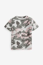 Camouflage T-Shirt (3-16yrs)