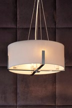 Moderna 4 Light Chandelier