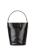 Hobbs Black Kelso Bucket Bag
