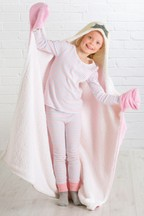 Princess Hooded Throw