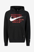 Nike Swoosh Pullover Graphic Hoody