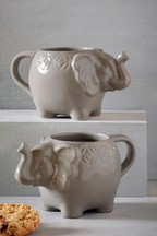 Set of 2 Elephant Mugs