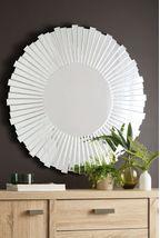 Facet Wheel Mirror