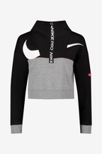 Nike Pro Dri-FIT Get Fit Fleece Sweat Top