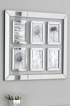 Floating Mirror Multi Aperture Frame