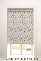 Gombo Leaf Print Made To Measure Roller Blind