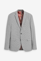 Puppytooth Suit: Jacket