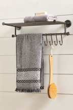 Hudson Towel Rack