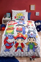 Ryan's World™ Duvet Cover And Pillowcase Set