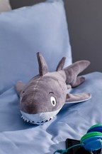 Silly Shark Plush Toy