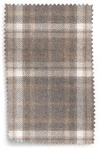 Tweedy Check Upholstery Fabric Sample