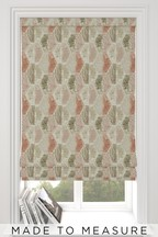 Watercolour Floral Made To Measure Roman Blind