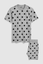 Matching Family Mens Star Pyjamas