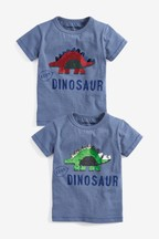 Flippy Sequin Dino T-Shirt (9mths-7yrs)