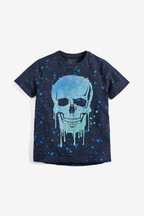 Skull Splat T-Shirt (3-16yrs)
