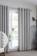 Tassel Edge Curtains