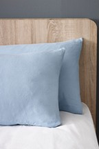 2 Pack Simply Soft Brushed Cotton Pillowcases