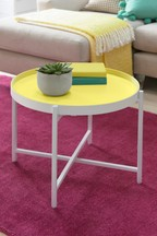 Circular Side Table