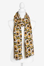Chain Geo Lightweight Scarf