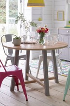 Hanley Round Dining Table