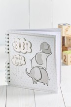 Elephant Baby Record Book
