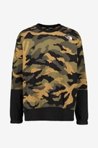 The North Face® Camouflage Crew Sweatshirt