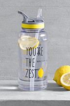 Lemon Water Bottle