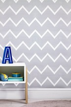 Chevron Paste The Paper Wallpaper
