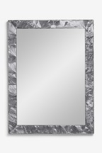 Frosted Glass Mirror