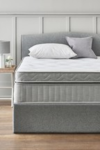 Collection Luxe Hybrid 4000 Pocket And Memory Foam Firm Mattress