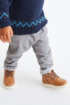 Pull-On Lined Trousers (3mths-7yrs)