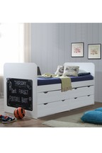 Scribble Cabin Bed By The Children's Furniture Company