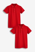 Cotton Poloshirts (3-16yrs)