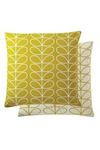 Orla Kiely Linear Stem Geo Cotton Cushion