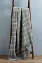 Pure New Wool Throw