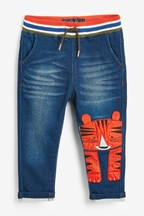 Tiger Character Jeans (3mths-7yrs)