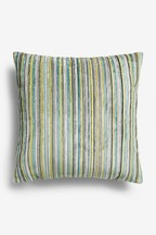 Stripe Velvet Cushion