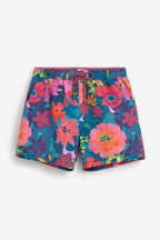 Hula Print Swim Shorts