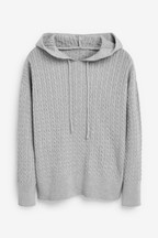 Cable Hoody