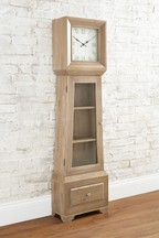 Country Luxe Grandmother Clock
